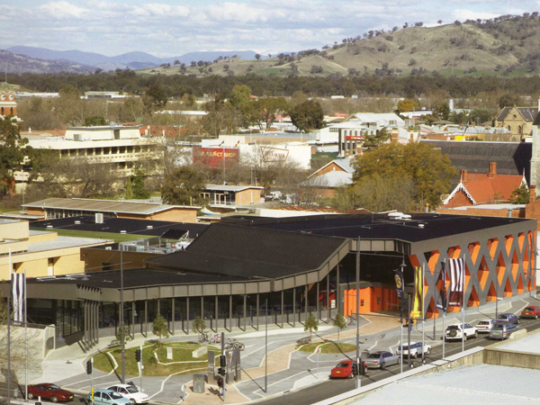 Albury Library and Museum